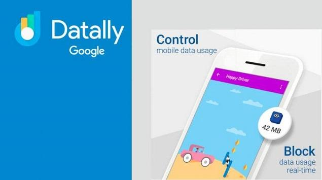 Google Datally 2
