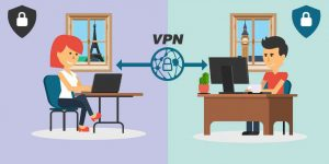 Illustration VPN