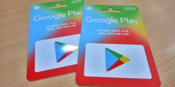 Voucher Google Play